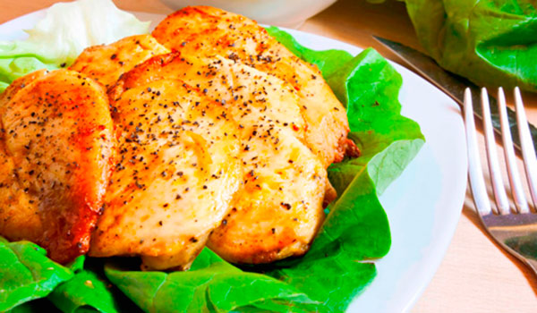 Рецепты из куриного филе диетические