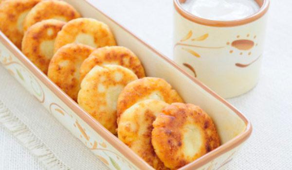 здоровое питание как приготовить сырники из творога