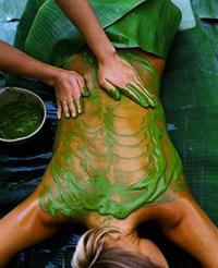 Водорослевые обертывания для глубокого очищения кожи