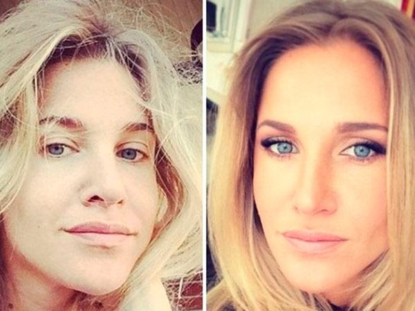 Актрисы россии без макияжа