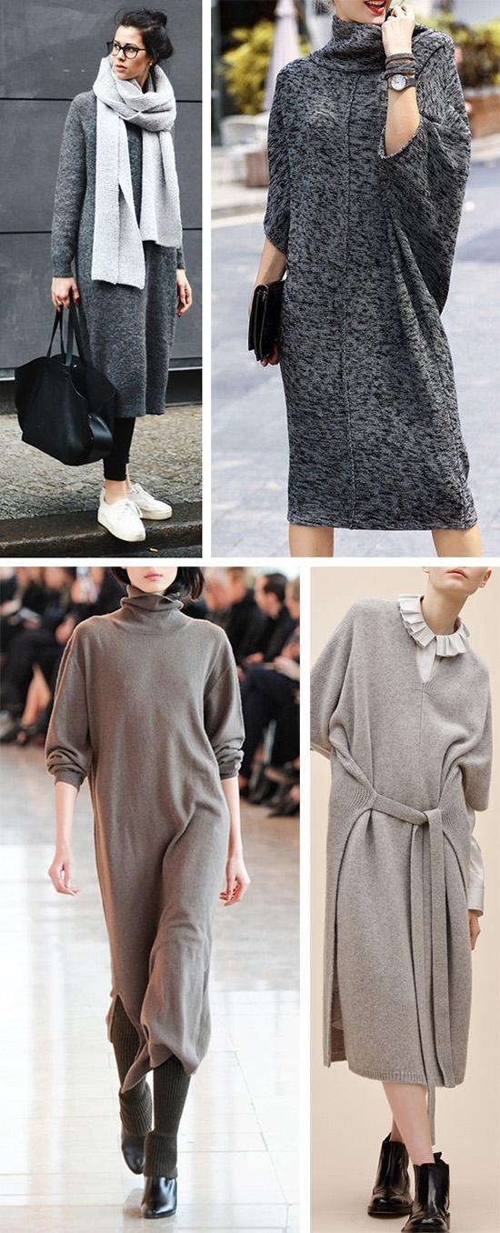 Серый цвет - классика жанра