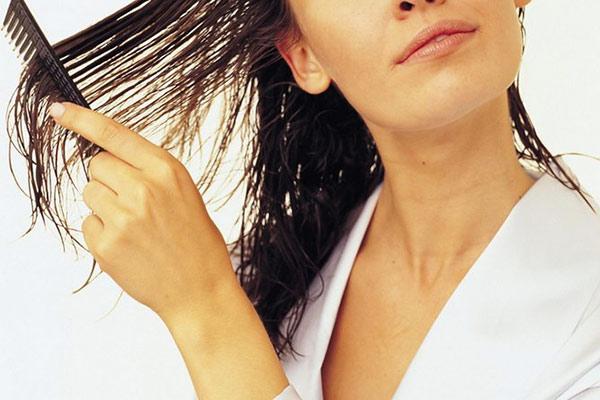 Уход за сухими типами волос