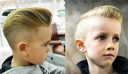 Типы волос у мужчин