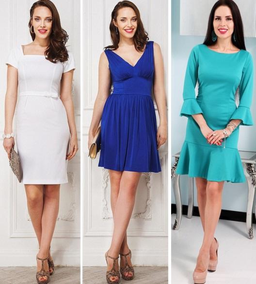 18594c690fc Скромные платья на каждый день всегда подчеркнут вашу красоту. Они идеально  подходят девушкам