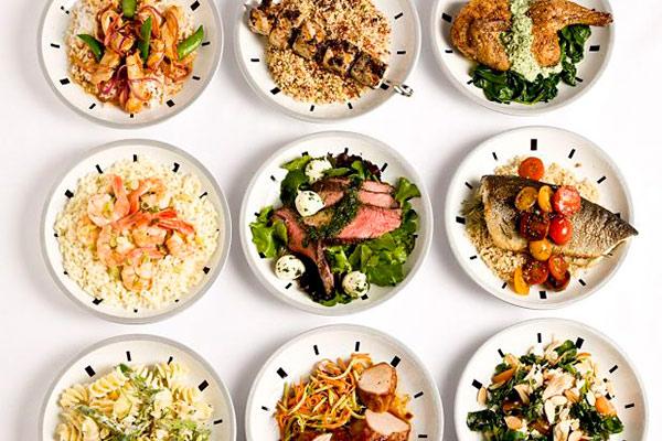 Ужины для похудения / 4 варианта ужинов / правильные ужины для.