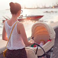 Похудение после родов: диета и упражнения для похудения